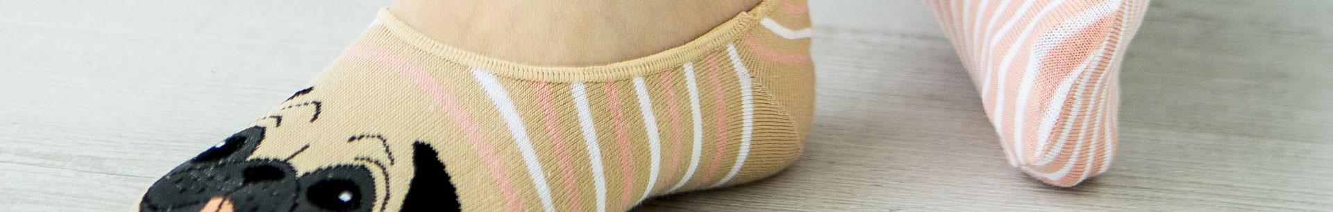 Ladies' Ped Socks | No Show Liner Socks for Women | Hidden Socks