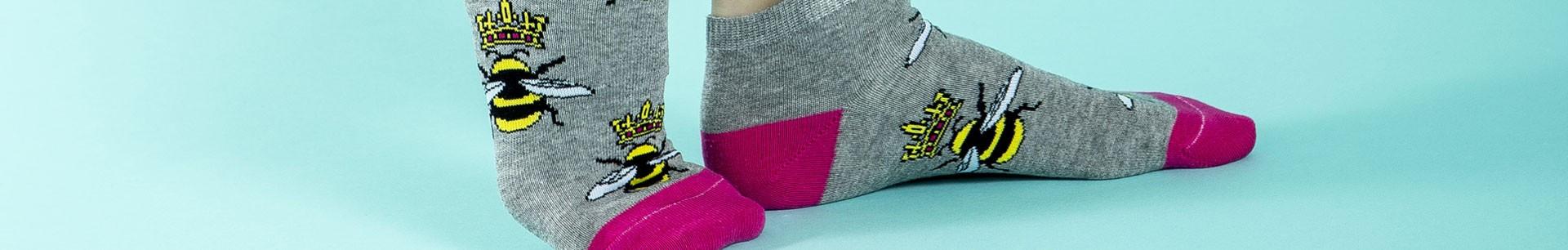 Women's Trainer Socks | Ladies' Trainer Liner
